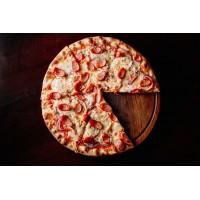 """Пицца """"С охотничьми колбасками"""""""
