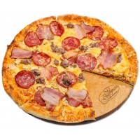Пицца «Фонтана»