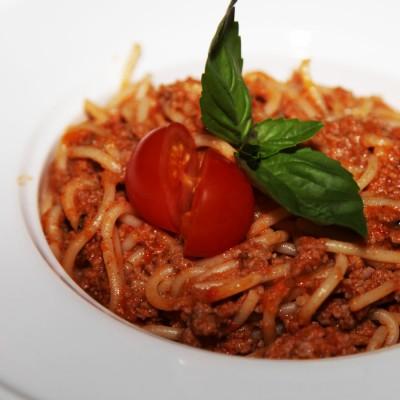 """Спагетти """"Болоньезе"""""""